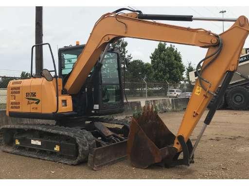 Sany For Sale - Sany Excavators - Equipment Trader