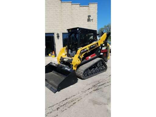7 2017 ASV PT30 – Contractors Equipment Rentals (630) 833-3700