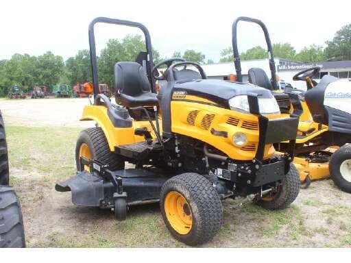 2016 Yanmar SC2400 Tractor w/ mower