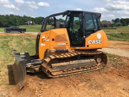 Bulldozers For Sale >> 2017 Case 850m Lt