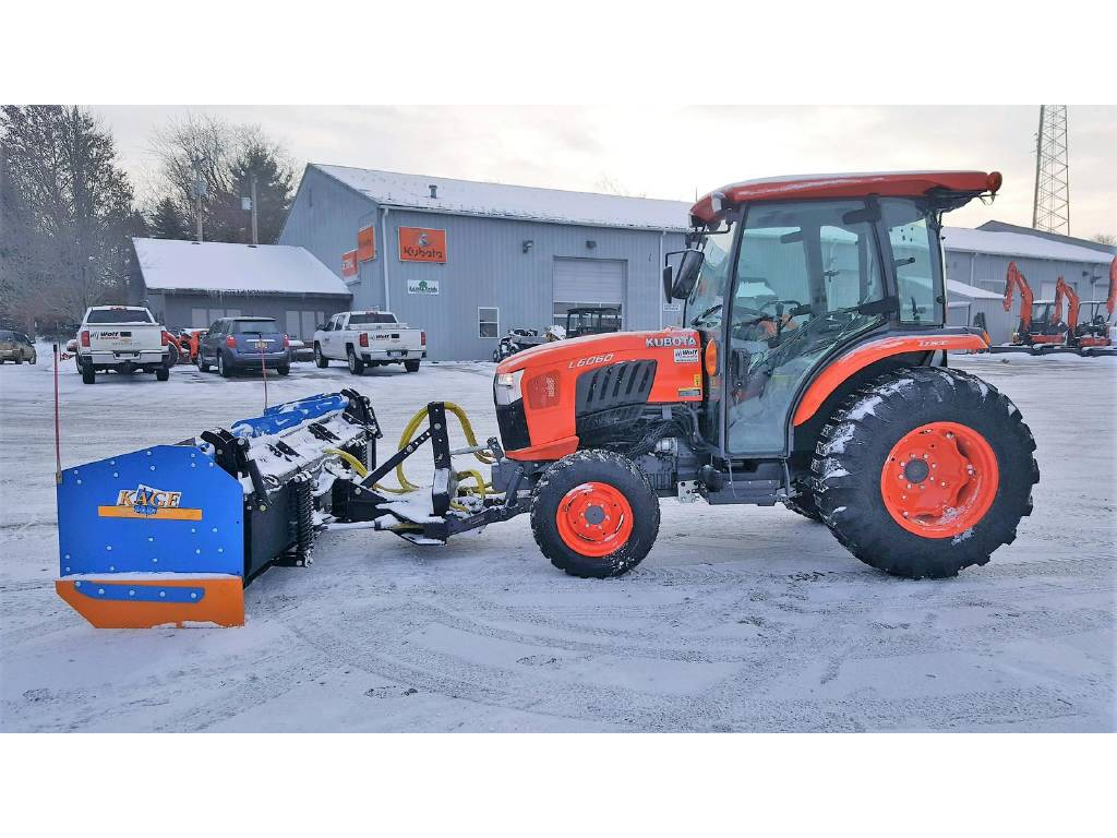 Madison : Kubota tractor for sale in michigan