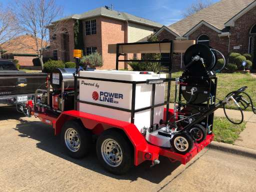 2019 Vanguard Mobile Power Wash Unit TAIG23-504000 DG