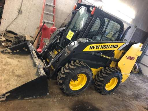 New Holland For Sale - New Holland Skid Steers - Equipment
