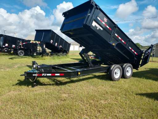 Georgia - Dm 7X14 SW3 For Sale - Pj Trailer Equipment