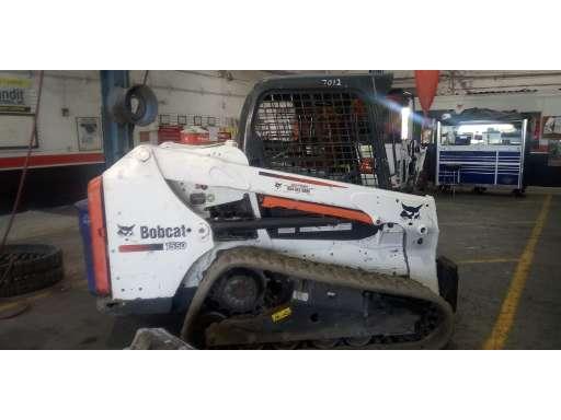 2015 Bobcat T550