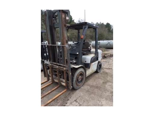 Nissan Forklift PF60