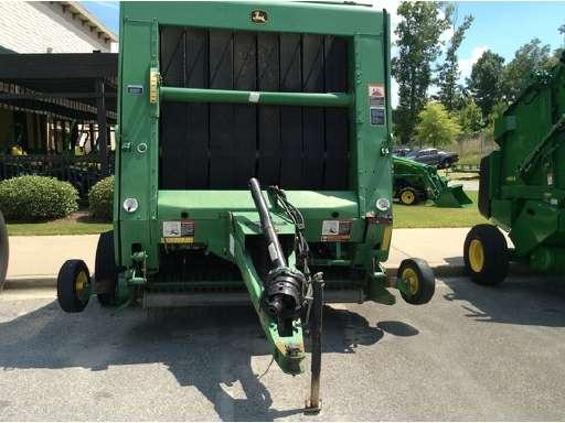 2009 John Deere 568 For Sale in Montgomery, AL - Equipment