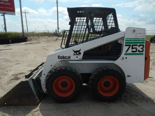 2001 Bobcat 753