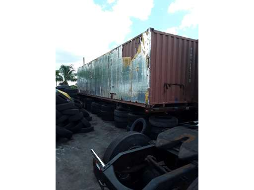 2007 A Plus Cargo Container