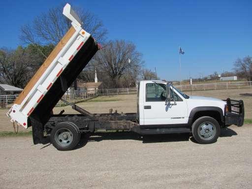 Chevrolet-Gmc For Sale - Chevrolet-Gmc Dump Trucks