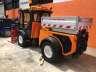 2019 MULTIHOG MX 120 Tractor, Equipment listing