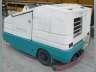 TENNANT 7400 Ride on floor Scrubber , Equipment listing