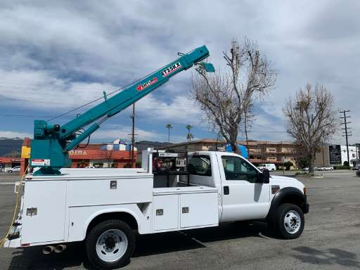 Shafter Ca Utility Truck Service Truck For Sale Equipment Trader