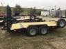 2021 QUALITY STEEL AND ALUMINUM PRODUCTS 14,000 G.V.W.R. 83 X 16' BOB CAT TRAILER, Equipment listing