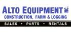 Alto Equipment, Inc in McKinleyville, CA Logo