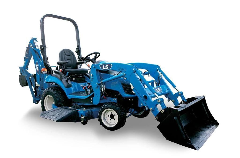 New, 2020, LS TRACTOR, MT122-21.5HP, Tractors
