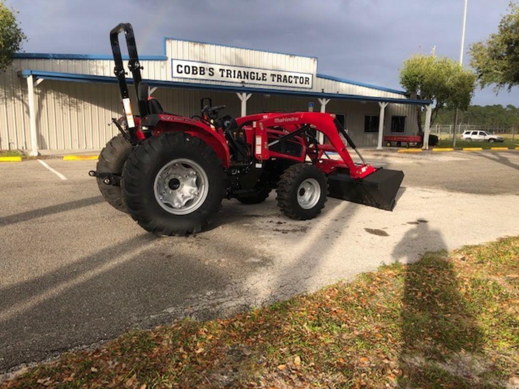 New, 2020, MAHINDRA, 3640 PST OS, Tractors