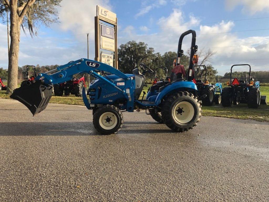New, 2020, LS TRACTOR, XJ Series XJ2025H-24.4HP, Tractors