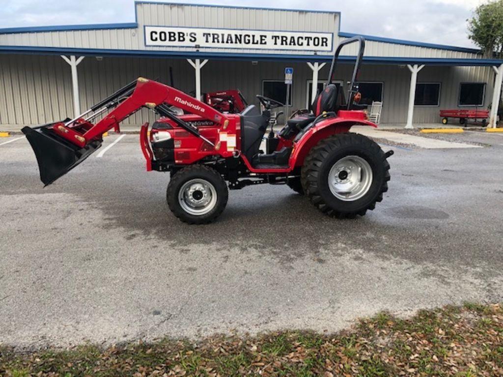 New, 2021, MAHINDRA, 1600 Series 1626 HST OS, Tractors