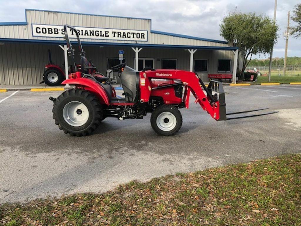 New, 2021, MAHINDRA, 1635 HST OS, Tractors