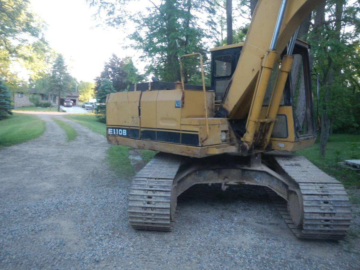 Used, 1988, CATERPILLAR, E110B, Excavators
