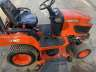 2016 KUBOTA BX1870, Equipment listing