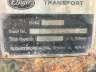 1991 Etnyre BT-HA6 Black Topper 2000 53' w/Sprayer, Equipment listing